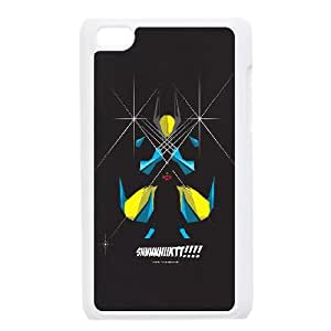 Wolverine Art iPod Touch 4 Case White phone component RT_396446