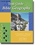 Trail Guide to Bible Geography, Geography Matte Staff, 1931397244