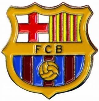 FC Barcelona Keyring /& Badge Set by Barcelona F.C.