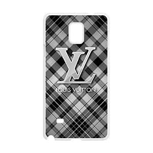 SANLSI LV Louis Vuitton design fashion cell phone case for samsung galaxy note4
