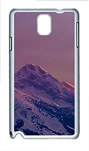 Samsung Note 3 Case Icecap PC Custom Samsung Note 3 Case Cover White doudou's case
