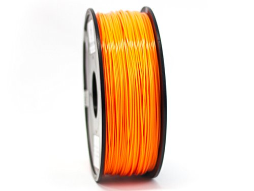 MatterHackers Orange ABS Filament - 1.75mm
