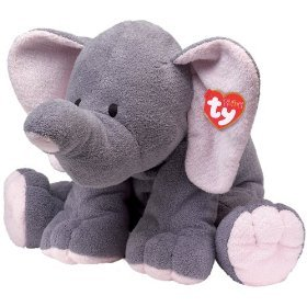 Amazon.com  Ty Winks - Large Sized Elephant  Toys   Games c1ca82c7041