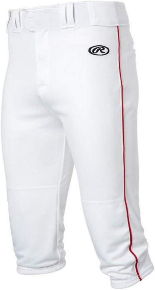 Rawlings Youth Launch Piped Knicker Baseball Pant