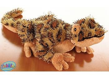 Webkinz Leopard Lizard - 1