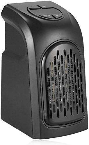 HYLH Mini Calentador Silencioso,Calentador Pared Eleacute;ctrico,Calentador Ventilador Programable para Hogar/Hotel/Cocina/Bar/Bantilde;o/Viaje,Alentador Instantaacute;Neo, 200-240V 400W: Amazon.es: Hogar