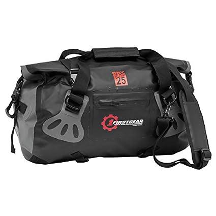 42728f838bf2 Amazon.com  Firstgear Torrent Waterproof Duffle Bag - 40 liter Black   Automotive