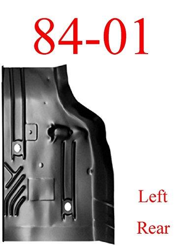 84-01 Jeep Cherokee Left Rear Floor -