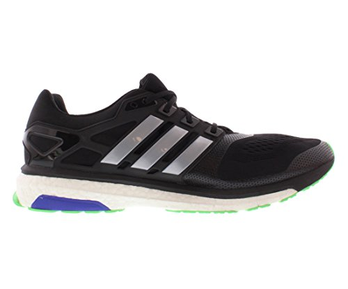 cheap view clearance view adidas Energy Boost ESM m Running Men's Shoes Size Black / Silver Met. / Flash Green very cheap price cheap excellent clearance best store to get qBN9AL