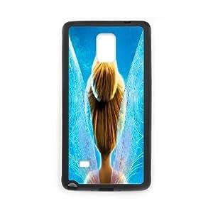 Samsung Galaxy Note4 Case, DDdiy Tinker Bell Custom Case for Samsung Galaxy Note4