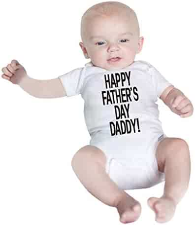 1349eb366 Baby Outfits,Toddler Newborn Kid Girls Boys Father's Day Romper Summer  Short Sleeve Casual Clothes