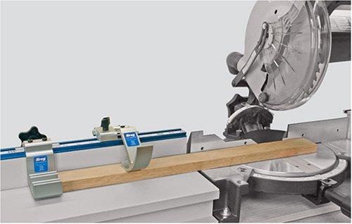 Kreg Kms8000 Precision Trak And Stops Kit Table Saw Fences