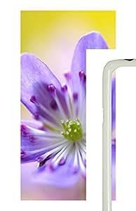 Samsung Galaxy S5 Snow Mowing PC Custom Samsung Galaxy S5 Case Cover White