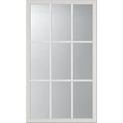 Odl clear low e door glass 9 light external grille 24 x 38 odl clear low e door glass 9 light external grille 24quot x planetlyrics Images