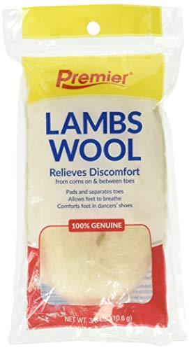 Premier Lambs Wool 3/8 oz