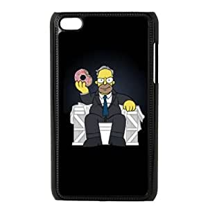 Custom Protective Hard Plastic Case for Ipod Touch 4 - House Of Cards diy case at CHXTT-C