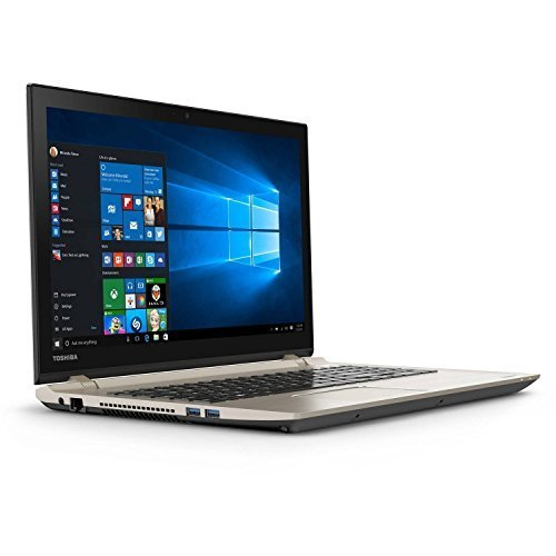 "2016 Toshiba Satellite 15.6"" High Performance 4K Laptop, Intel Core i7-6500U 2.5 GHz, 12GB RAM, 1TB HDD, NVIDIA GeForce 930M 2GB, Bluetooth, Webcam, WIFI, HDMI, Harman Kardon speakers, Win 10"