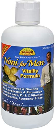 DYNAMIC HEALTH MEN S VITALITY FORMULA, 32 FZ