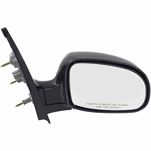 - Titanium Plus Autoparts, 1999-2003 Fits For Ford Windstar Front,Right Passenger Side DOOR MIRROR SMOOTH