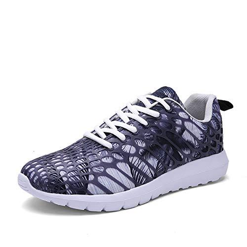 Transpirables Camuflaje Deportivos Zapatos Nuevos Mujer Casual de gray Zapatos Women de Estudiantes Running Hasag Zapatos Malla xP58qYwg