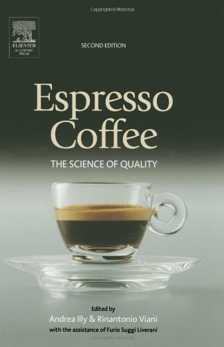 By Andrea Illy - Espresso Coffee: The Science of Quality: 2nd (second) Edition