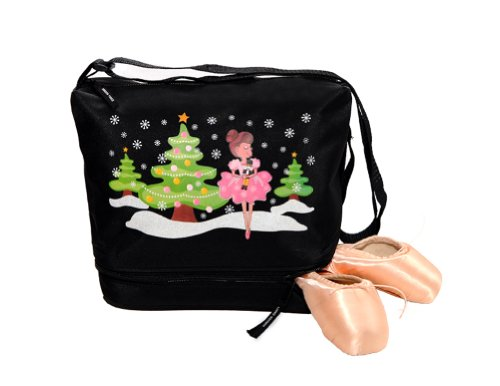Horizon Dance 3541 Clara Nutcracker Tote with Shoe Compartment