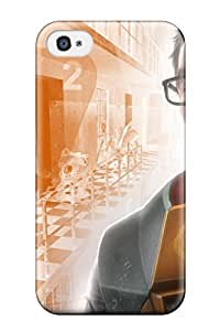 For YiaEVXD15185DEnwc Half Life Video Game Other Protective Case Cover Skin/iphone 4/4s Case Cover