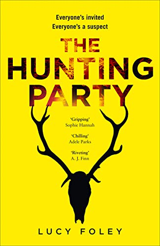 Image result for hunting party book