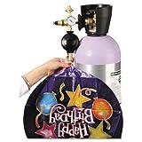 Western Enterprises BR4HG Professional Foil/Latex Balloon Inflators, Helium, CGA 580, 3,000 psi inlet
