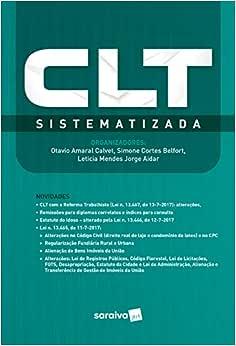 CLT sistematizada - 1ª edição de 2018