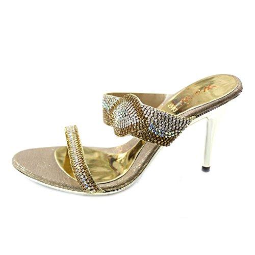 Walk Wear Gold Donna Uk Sandali amp; Bww7Z