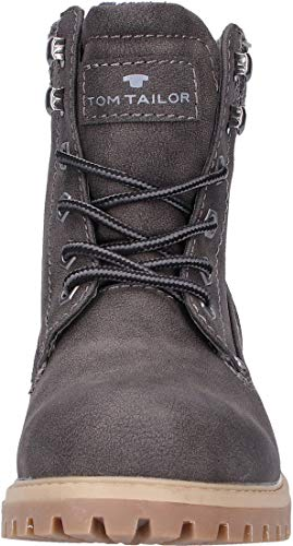 coal Botines 5890105 Tom 00013 Gris Femme Tailor xEXn7wH7q4