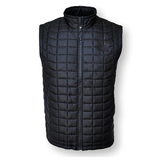 (The North Face Men's Thermoball Vest, TNF Black, Large)