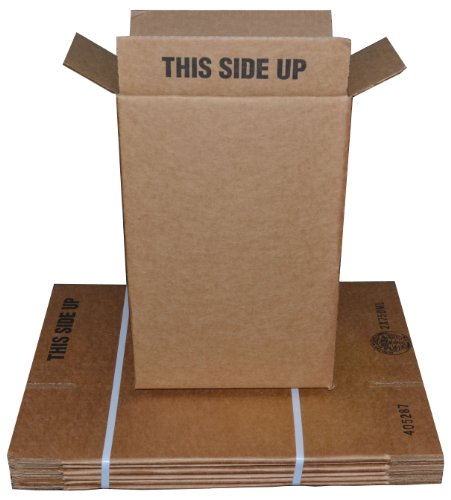 2 Bottle Wine/Champagne Shipping Boxes (6 Boxes) - R2BCB