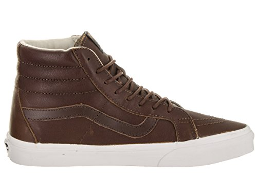 Vans Sk8 Leather Reissue High Dachs Top Unisex Hi Erwachsene aafnxPpT