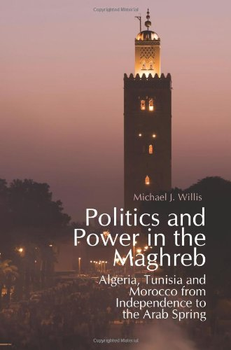 Download Politics and Power in the Maghreb ebook