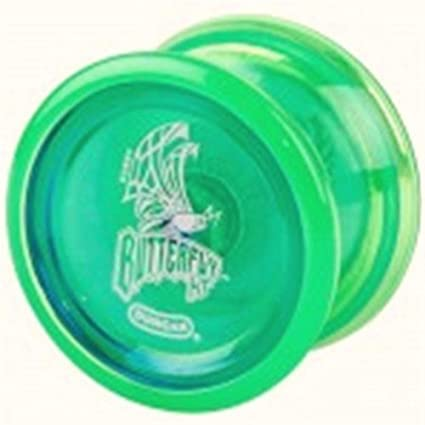 Duncan Green Butterfly XT Yo Yo