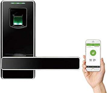 Cerradura Inteligente & Biométrica Keyless con cerrojo de doble ...