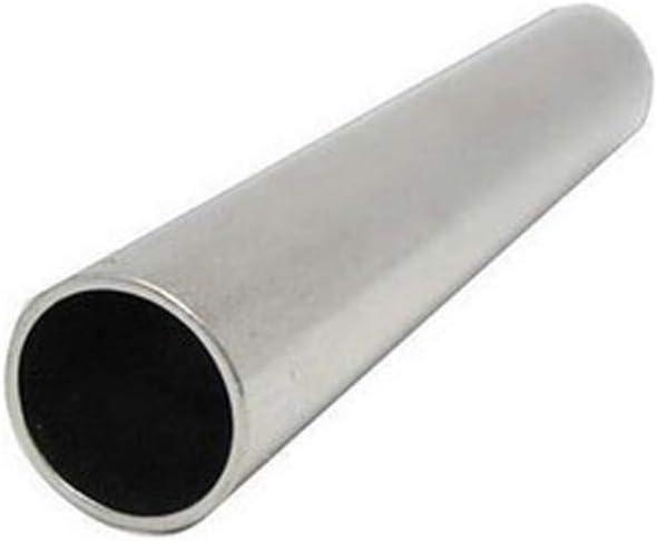 x31mm Size : 37mm OD BTCS-X 1pcs-Aluminum Tube Alloy Hollow AL Rod Inner Diameter 10mm-35mm Hard Bolt Pipe Conduit Length 100mm-outer Diameter 37mm-hardware Accessories DIY Accessories ID
