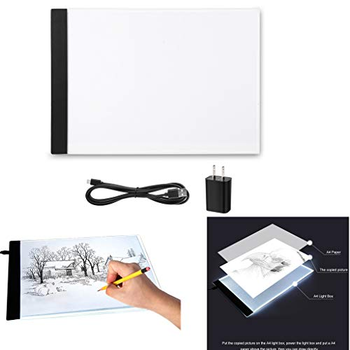 Yosoo A4 Tracing LED Light Box, Portable