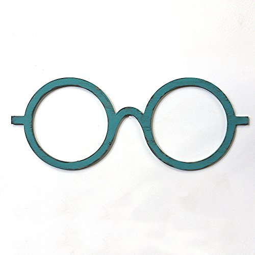 Round Glasses Wall Decor Circle Eye Glasses Optometry Wall Art Optical Shop - Art Eyeglasses