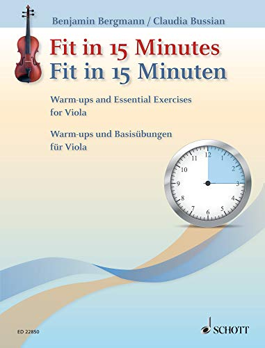 Fit in 15 Minutes: Warm-ups and Essential Exercises for ()