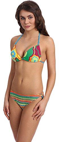 Antie Bikini Conjunto para mujer Hawaii Patrón-307