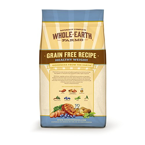 Whole-Earth-Farms-Healthy-Weight-Grain-Free-Recipe-Pet-Food-25-Pound