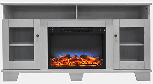 59 inch electric fireplace - 8