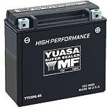 YUASA YTX24HL-BS High Performance Maintenance Free Batter...