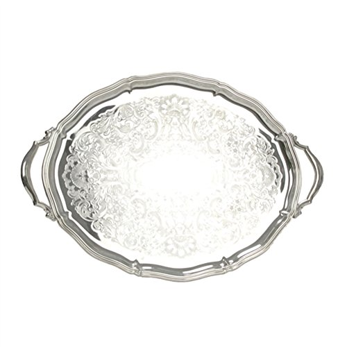 Chippendale by Oneida, Silverplate Serving (Chippendale Serving Tray)