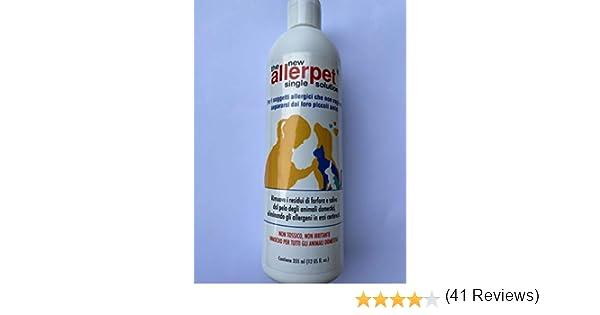 Allerpet® – Contra las alergias a los animales – Botella de 355 ml: Amazon.es: Bricolaje y herramientas