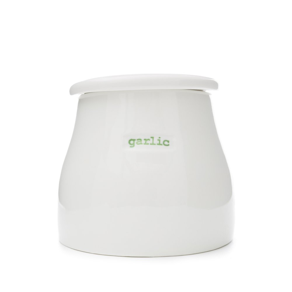 Make International Keith Brymer Jones Word Range Garlic Pot, Garlic Make-Kitchen KBJ-0073