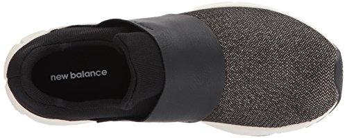 New Balance Femmes Rush V1 Classique Sneaker Noir / Sel De Mer